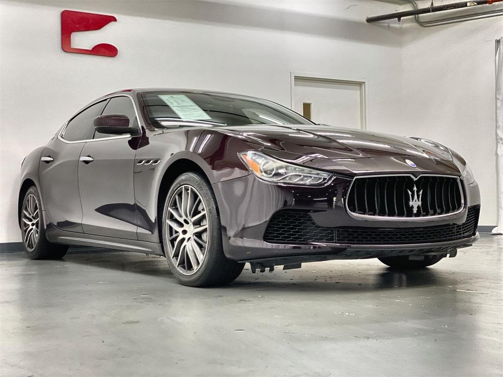 Used 2017 Maserati Ghibli Base for sale Sold at Gravity Autos Marietta in Marietta GA 30060 2