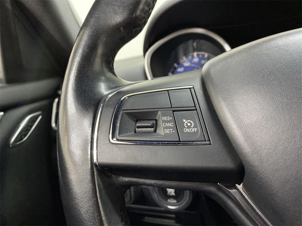 Used 2017 Maserati Ghibli Base for sale Sold at Gravity Autos Marietta in Marietta GA 30060 22