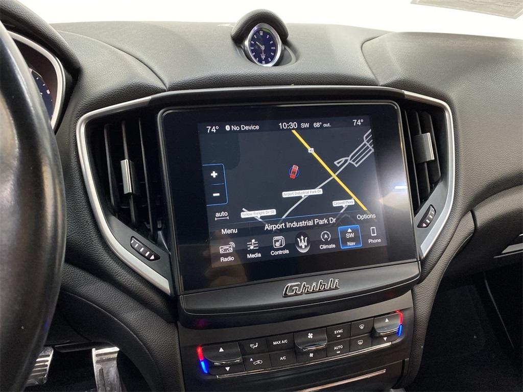 Used 2017 Maserati Ghibli Base for sale Sold at Gravity Autos Marietta in Marietta GA 30060 28