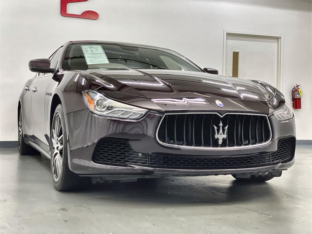 Used 2017 Maserati Ghibli Base for sale Sold at Gravity Autos Marietta in Marietta GA 30060 3