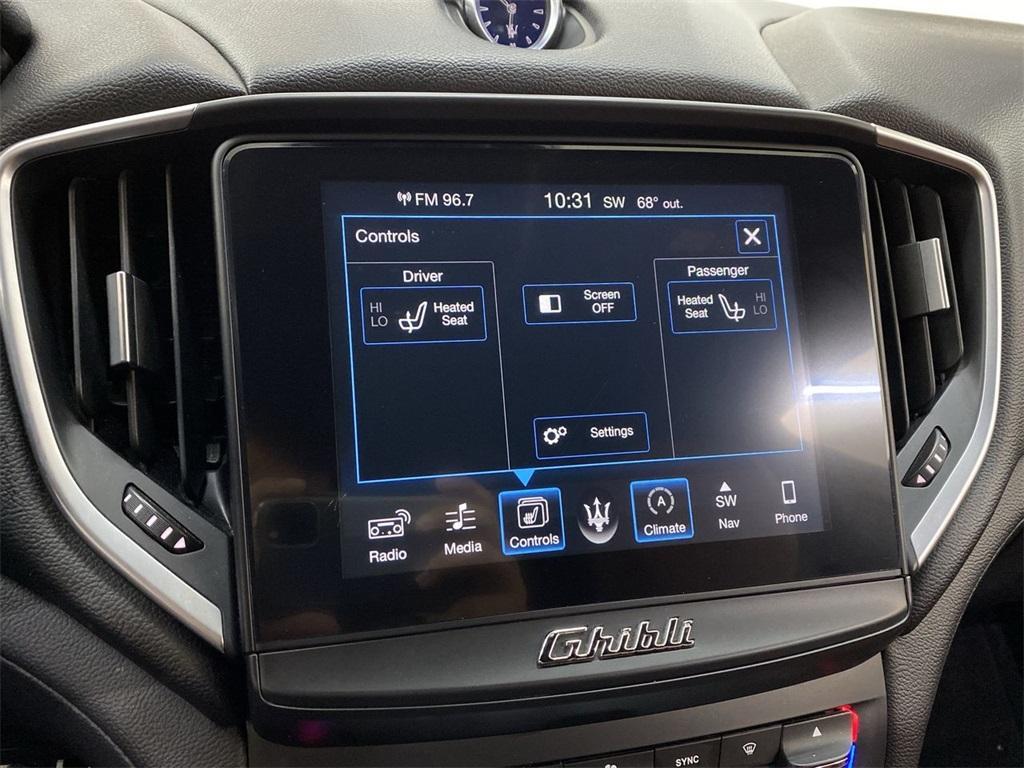 Used 2017 Maserati Ghibli Base for sale Sold at Gravity Autos Marietta in Marietta GA 30060 32
