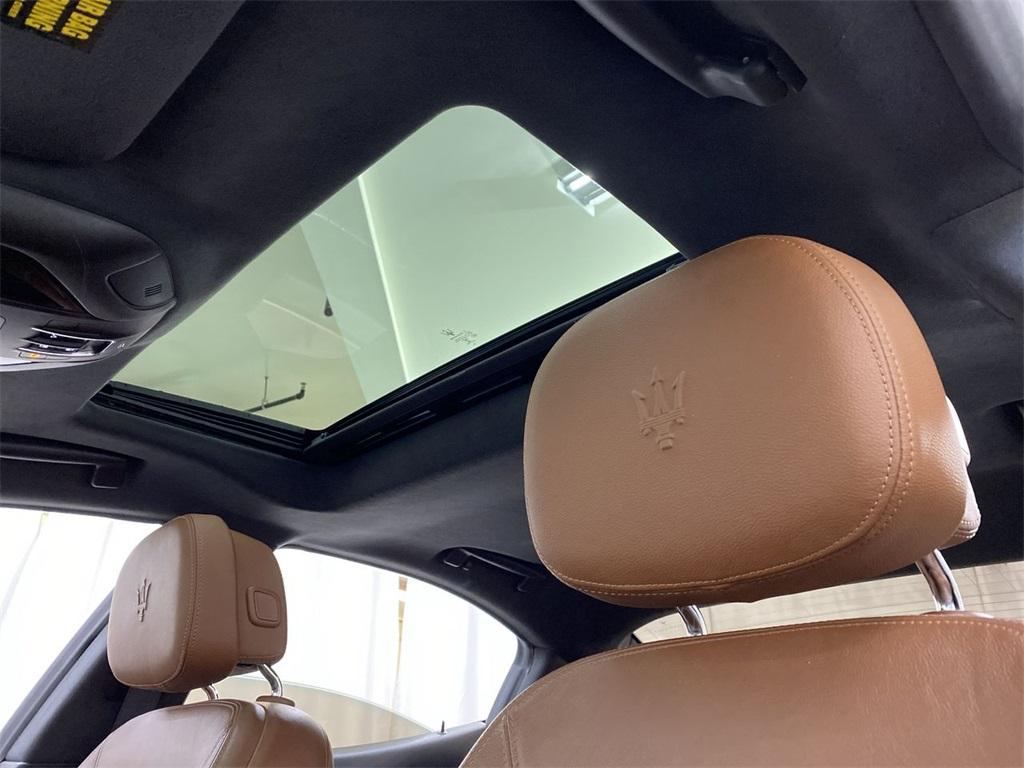 Used 2017 Maserati Ghibli Base for sale Sold at Gravity Autos Marietta in Marietta GA 30060 36