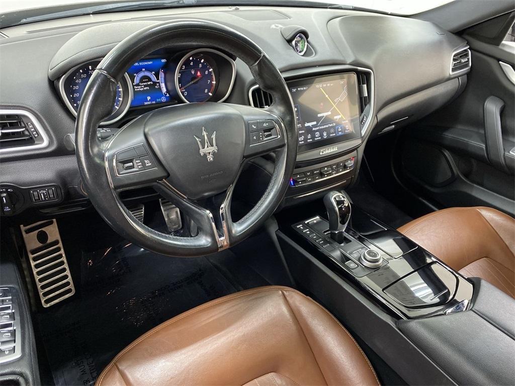Used 2017 Maserati Ghibli Base for sale Sold at Gravity Autos Marietta in Marietta GA 30060 37