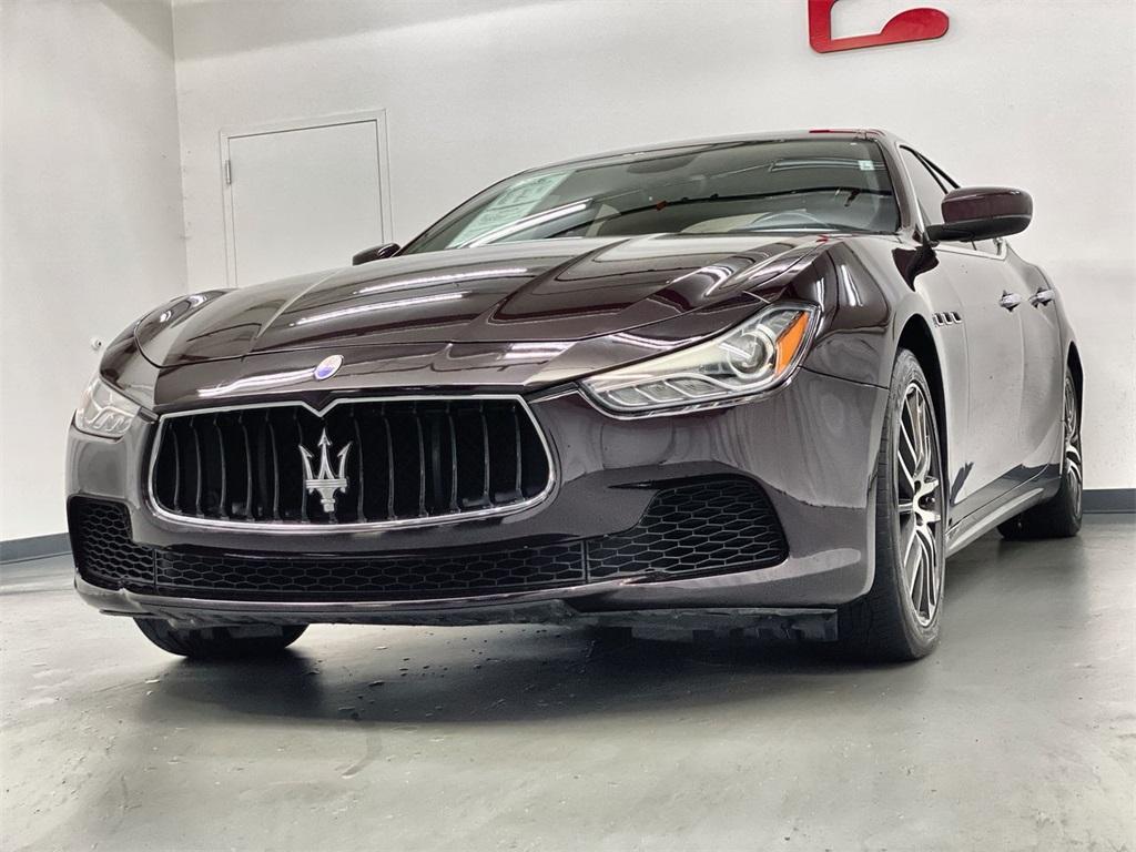 Used 2017 Maserati Ghibli Base for sale Sold at Gravity Autos Marietta in Marietta GA 30060 4