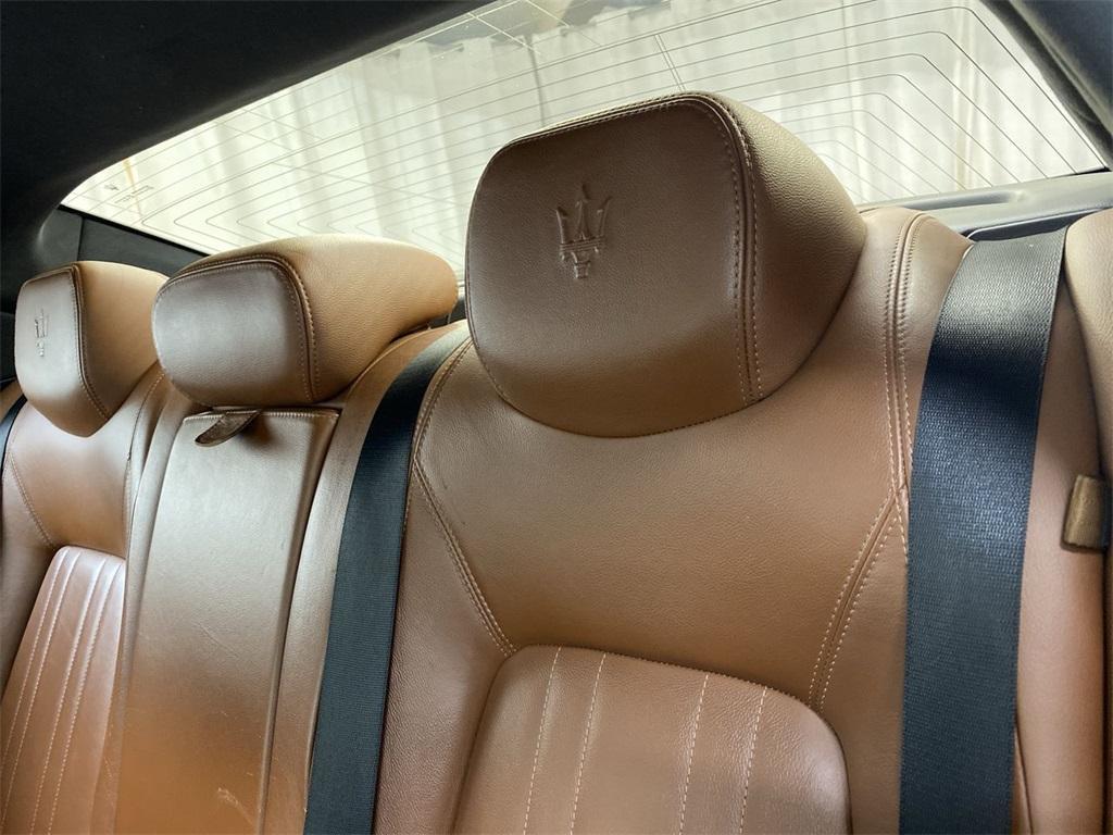 Used 2017 Maserati Ghibli Base for sale Sold at Gravity Autos Marietta in Marietta GA 30060 41