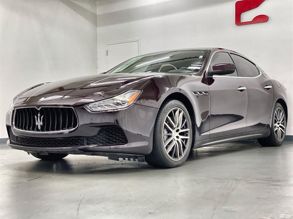 Used 2017 Maserati Ghibli Base for sale Sold at Gravity Autos Marietta in Marietta GA 30060 5