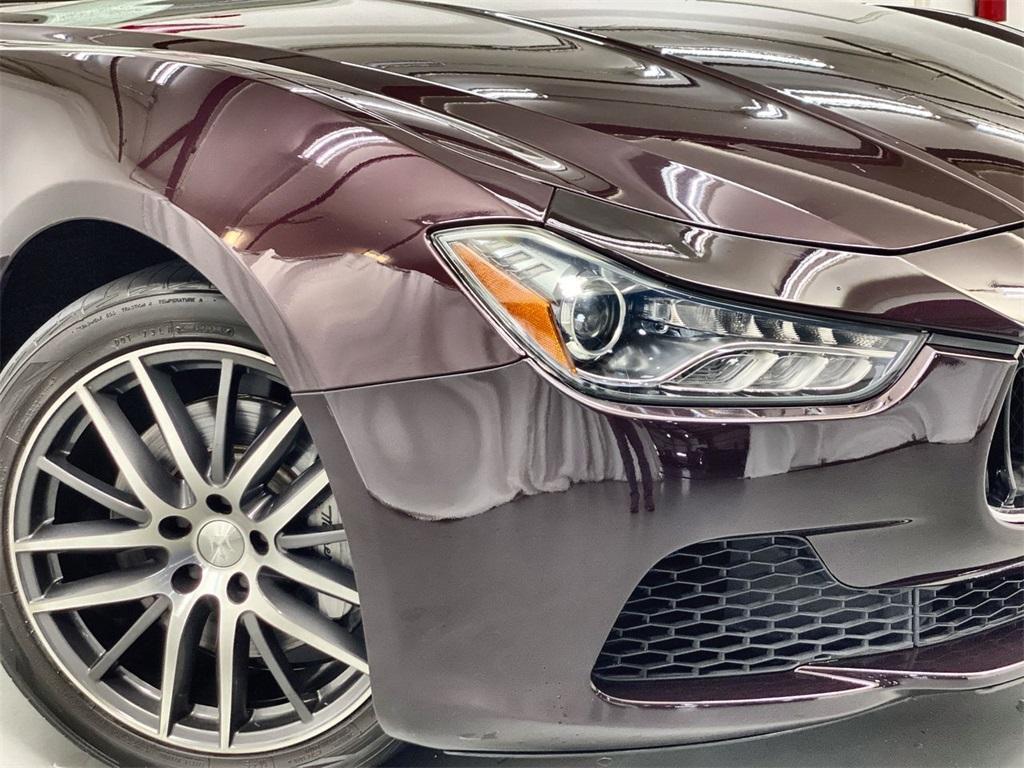 Used 2017 Maserati Ghibli Base for sale Sold at Gravity Autos Marietta in Marietta GA 30060 8