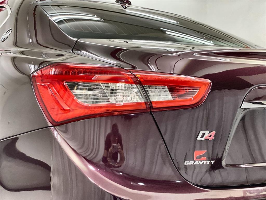 Used 2017 Maserati Ghibli Base for sale Sold at Gravity Autos Marietta in Marietta GA 30060 9