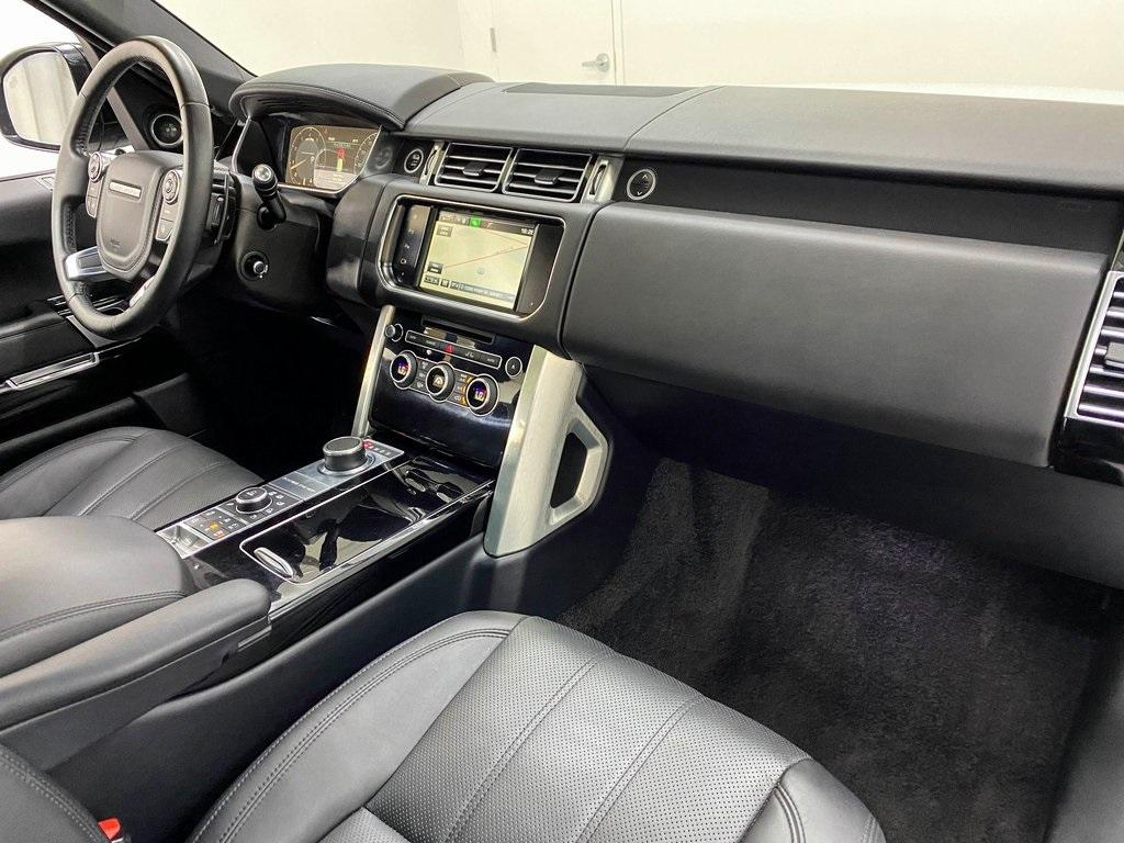 Used 2016 Land Rover Range Rover 5.0L V8 Supercharged for sale Sold at Gravity Autos Marietta in Marietta GA 30060 32