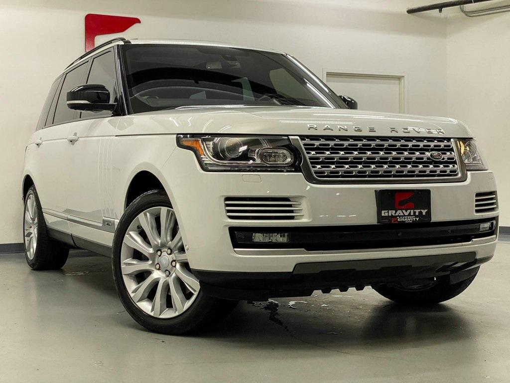 Used 2016 Land Rover Range Rover 5.0L V8 Supercharged for sale Sold at Gravity Autos Marietta in Marietta GA 30060 4