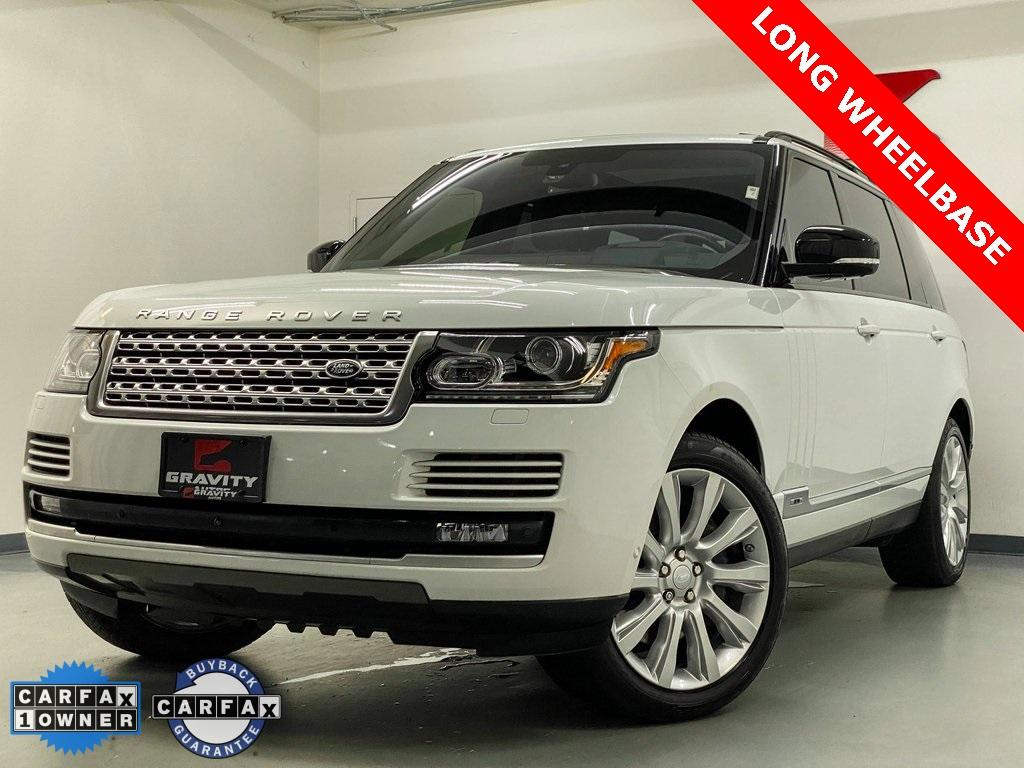 Used 2016 Land Rover Range Rover 5.0L V8 Supercharged for sale Sold at Gravity Autos Marietta in Marietta GA 30060 1