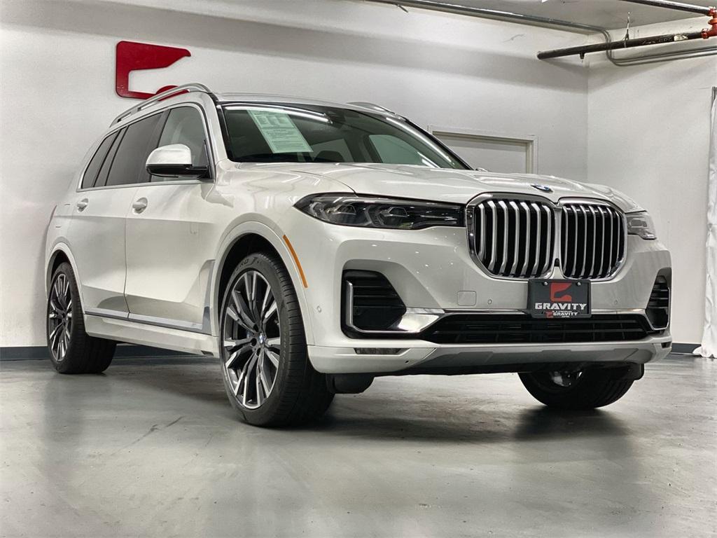Used 2019 BMW X7 xDrive40i for sale $74,888 at Gravity Autos Marietta in Marietta GA 30060 2