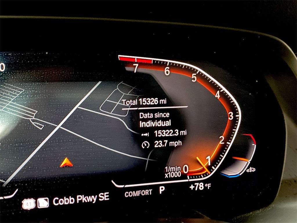 Used 2019 BMW X7 xDrive40i for sale $74,888 at Gravity Autos Marietta in Marietta GA 30060 30