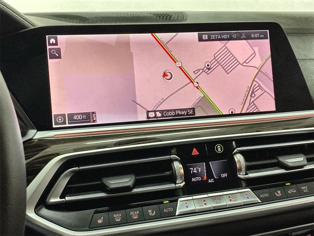 Used 2019 BMW X7 xDrive40i for sale $74,888 at Gravity Autos Marietta in Marietta GA 30060 35