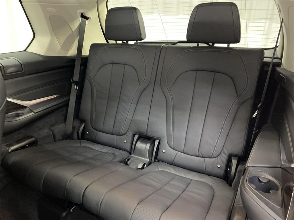 Used 2019 BMW X7 xDrive40i for sale $74,888 at Gravity Autos Marietta in Marietta GA 30060 49