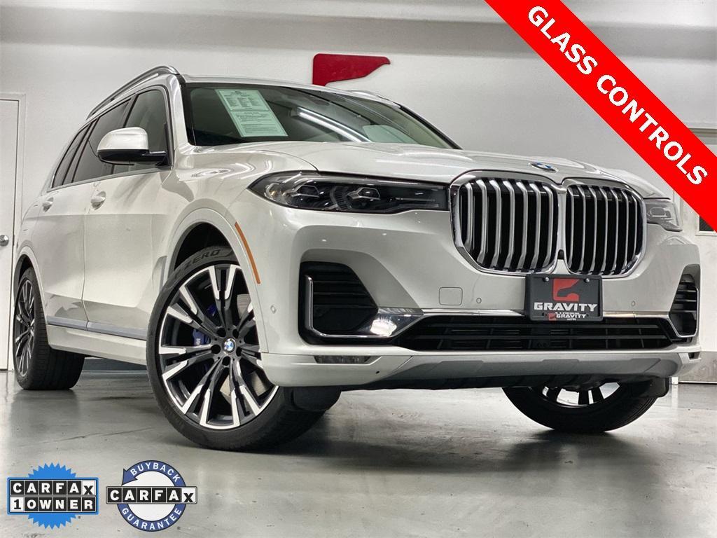 Used 2019 BMW X7 xDrive40i for sale $74,888 at Gravity Autos Marietta in Marietta GA 30060 1