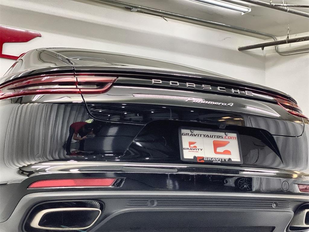 Used 2018 Porsche Panamera 4 for sale $72,888 at Gravity Autos Marietta in Marietta GA 30060 14