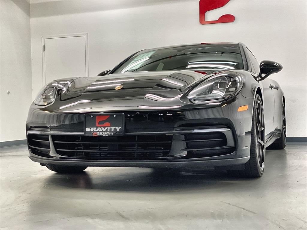 Used 2018 Porsche Panamera 4 for sale $72,888 at Gravity Autos Marietta in Marietta GA 30060 4