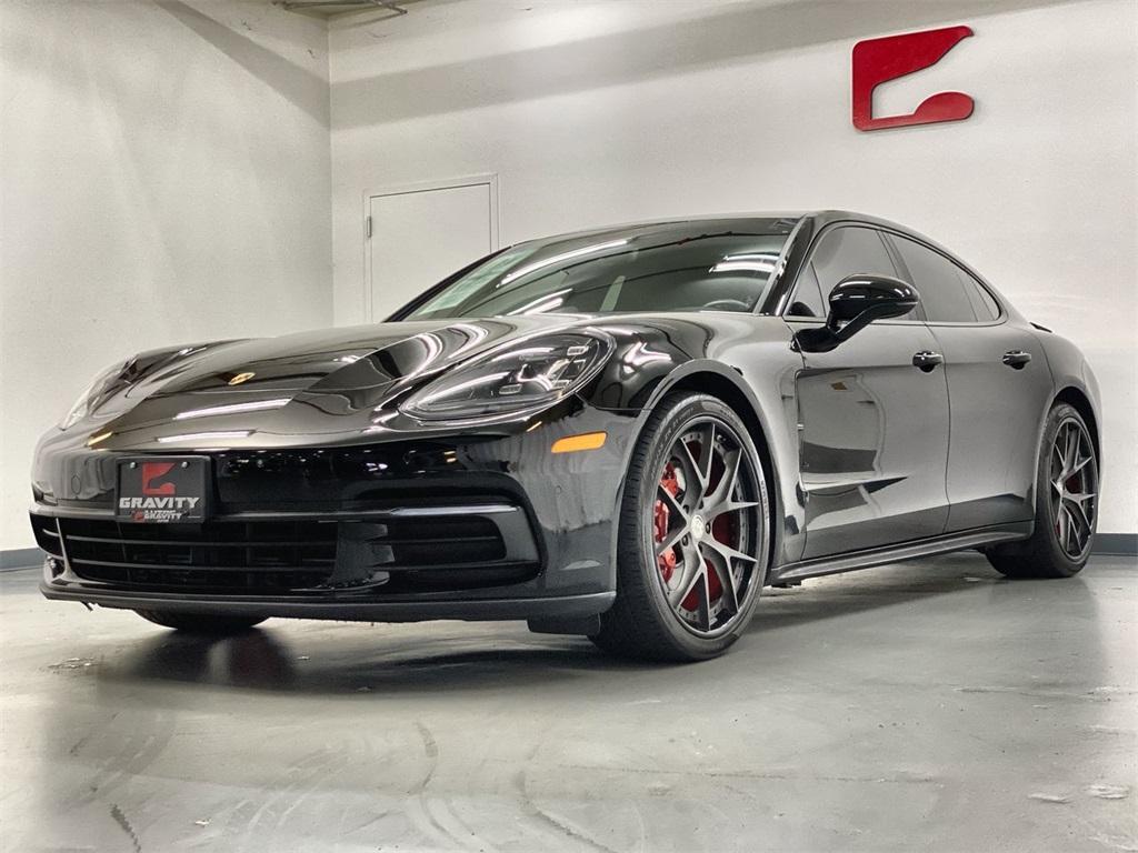 Used 2018 Porsche Panamera 4 for sale $72,888 at Gravity Autos Marietta in Marietta GA 30060 5