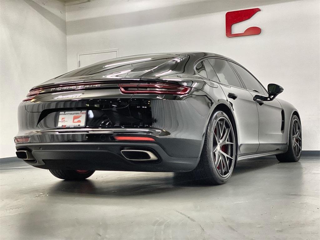 Used 2018 Porsche Panamera 4 for sale $72,888 at Gravity Autos Marietta in Marietta GA 30060 7