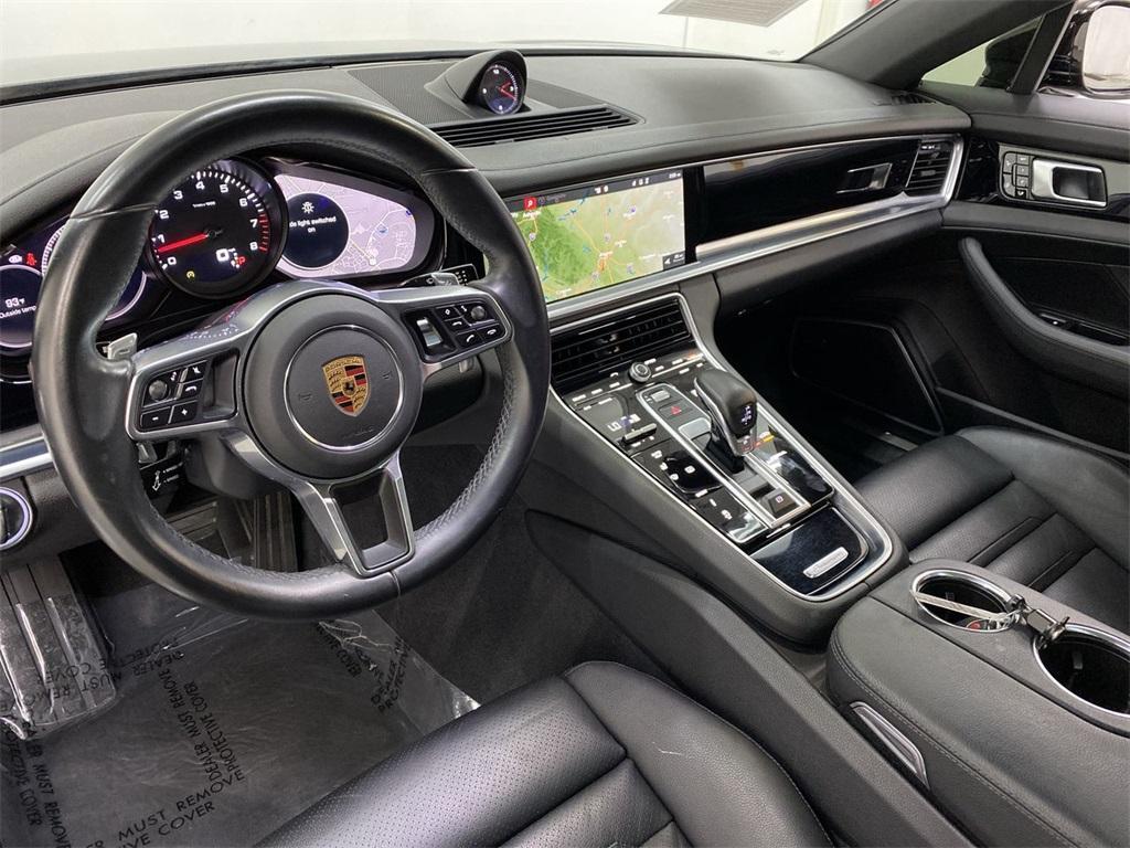 Used 2018 Porsche Panamera 4 for sale $72,888 at Gravity Autos Marietta in Marietta GA 30060 8