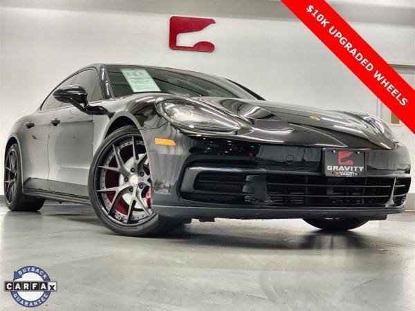 Used 2018 Porsche Panamera 4 for sale $72,888 at Gravity Autos Marietta in Marietta GA