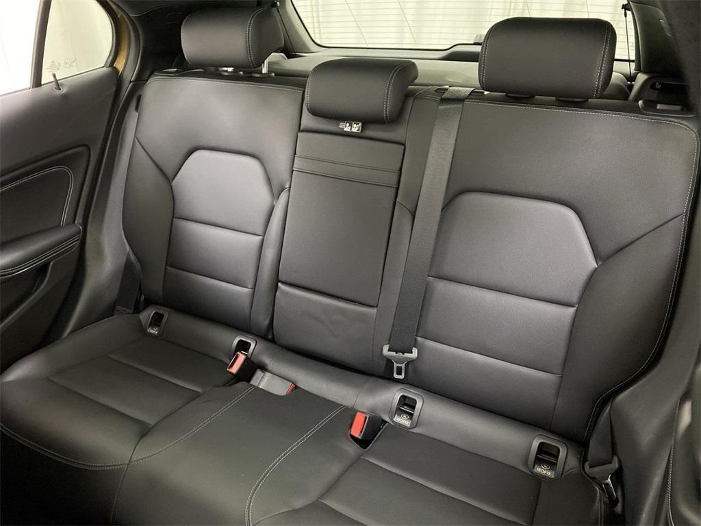 Used 2018 Mercedes-Benz GLA GLA 250 for sale $29,888 at Gravity Autos Marietta in Marietta GA 30060 37