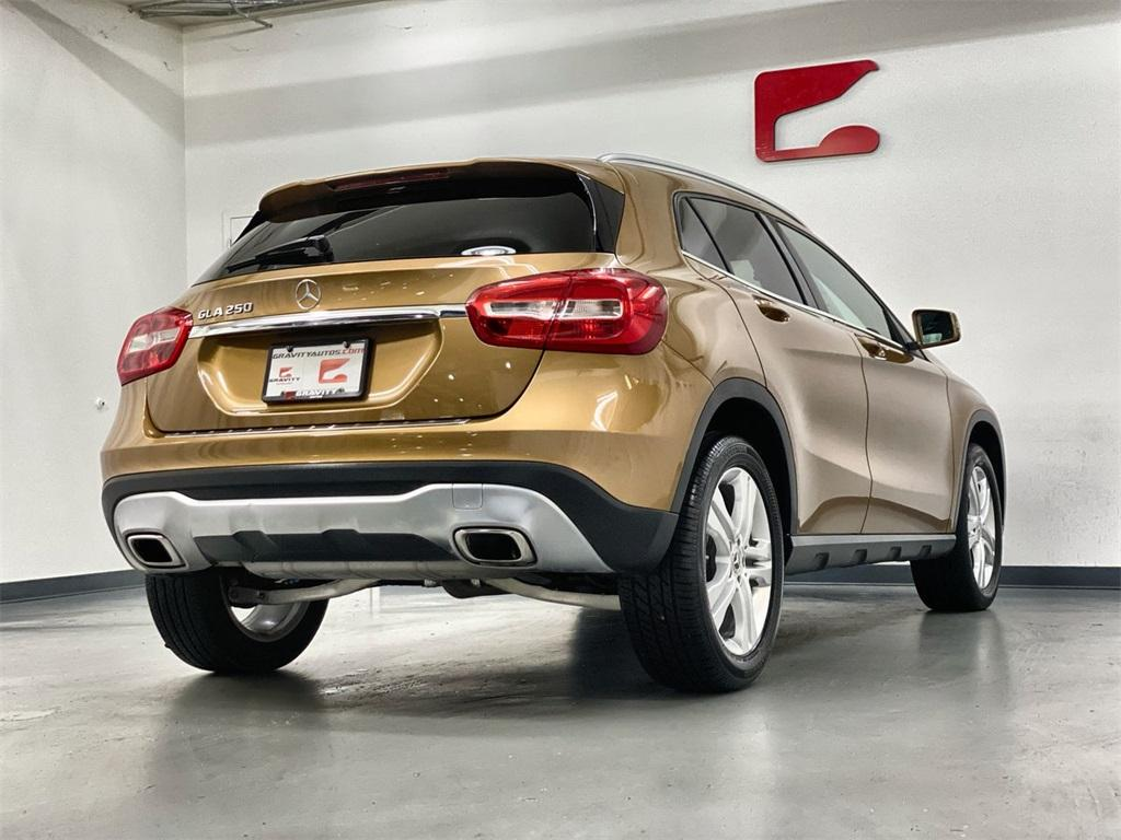 Used 2018 Mercedes-Benz GLA GLA 250 for sale $29,888 at Gravity Autos Marietta in Marietta GA 30060 7