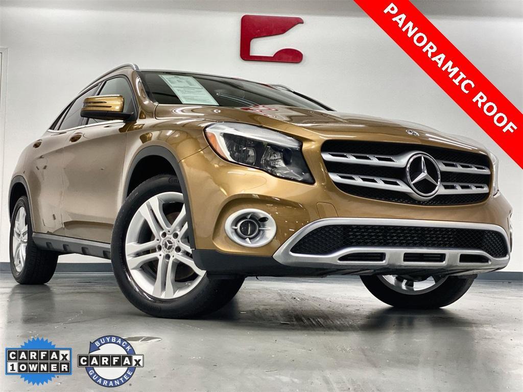 Used 2018 Mercedes-Benz GLA GLA 250 for sale $29,888 at Gravity Autos Marietta in Marietta GA 30060 1
