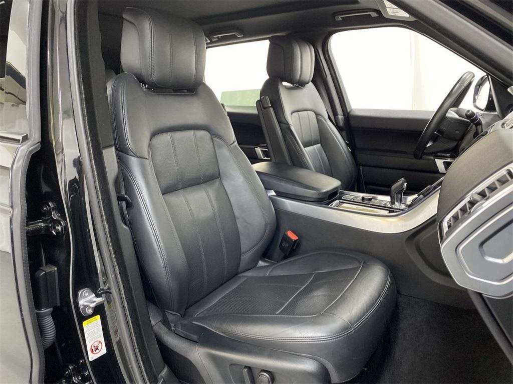 Used 2018 Land Rover Range Rover Sport HSE for sale $61,988 at Gravity Autos Marietta in Marietta GA 30060 21