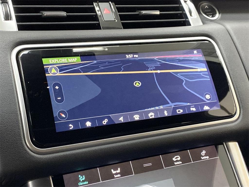 Used 2018 Land Rover Range Rover Sport HSE for sale $61,988 at Gravity Autos Marietta in Marietta GA 30060 33