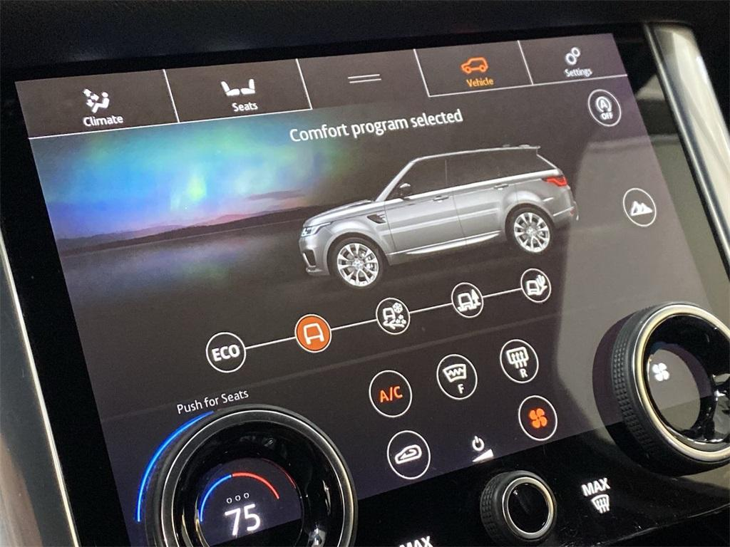 Used 2018 Land Rover Range Rover Sport HSE for sale $61,988 at Gravity Autos Marietta in Marietta GA 30060 40