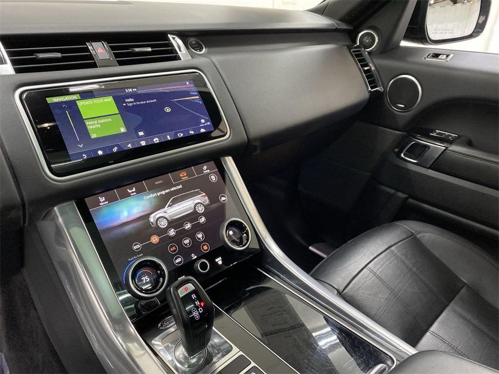 Used 2018 Land Rover Range Rover Sport HSE for sale $61,988 at Gravity Autos Marietta in Marietta GA 30060 41