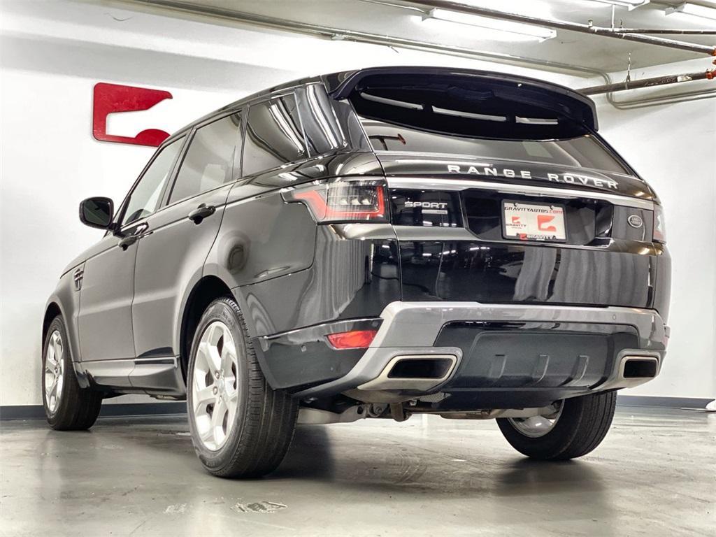 Used 2018 Land Rover Range Rover Sport HSE for sale $61,988 at Gravity Autos Marietta in Marietta GA 30060 6