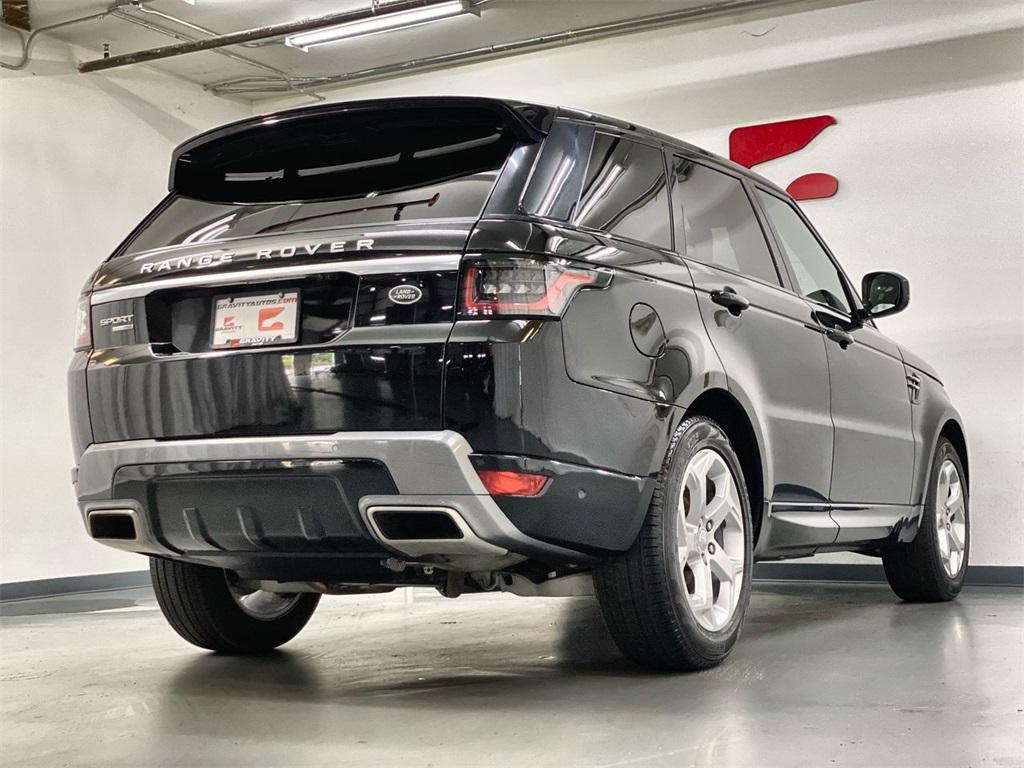 Used 2018 Land Rover Range Rover Sport HSE for sale $61,988 at Gravity Autos Marietta in Marietta GA 30060 7