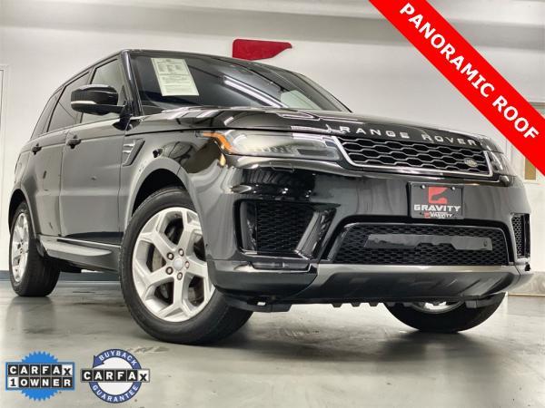 Used 2018 Land Rover Range Rover Sport HSE for sale $61,988 at Gravity Autos Marietta in Marietta GA