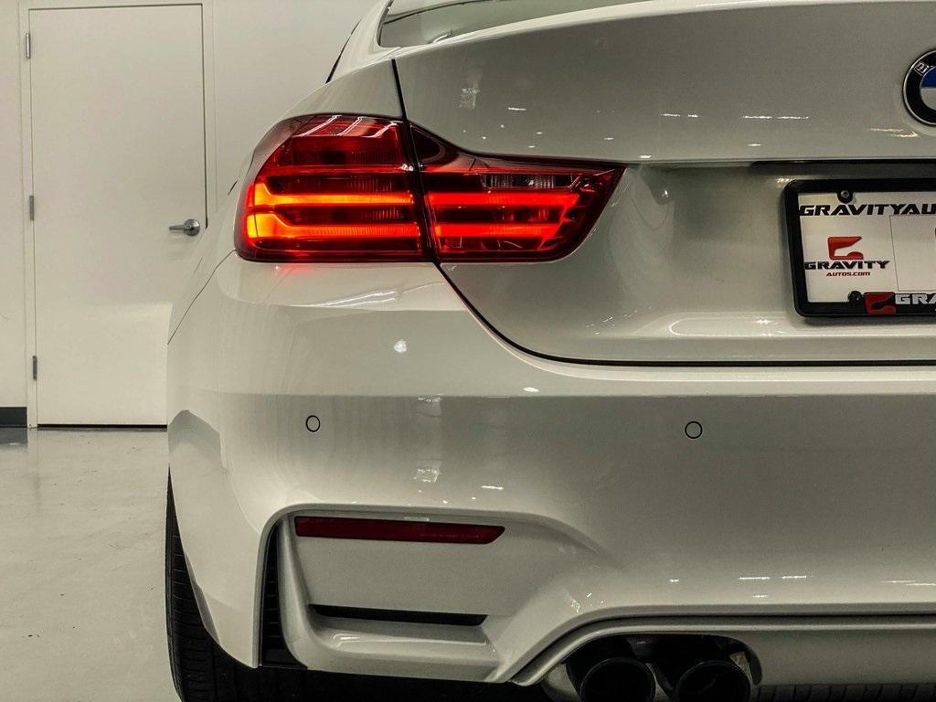 Used 2017 BMW M4 for sale Sold at Gravity Autos Marietta in Marietta GA 30060 13