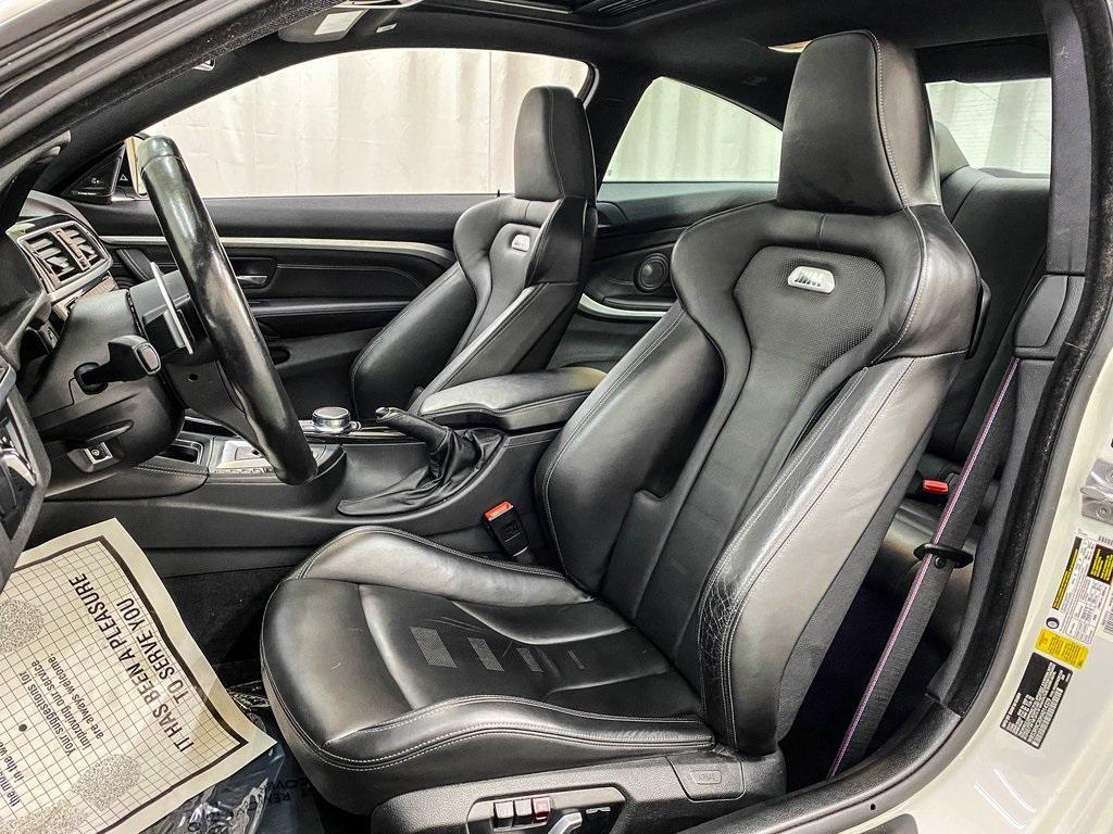 Used 2017 BMW M4 for sale Sold at Gravity Autos Marietta in Marietta GA 30060 32