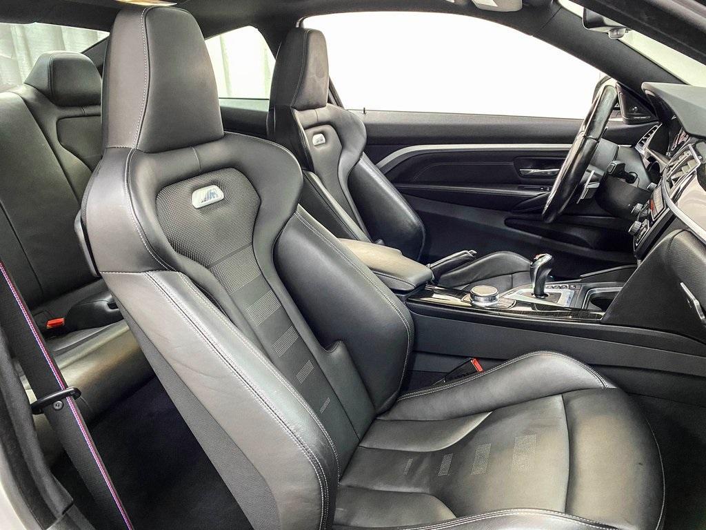 Used 2017 BMW M4 for sale Sold at Gravity Autos Marietta in Marietta GA 30060 36