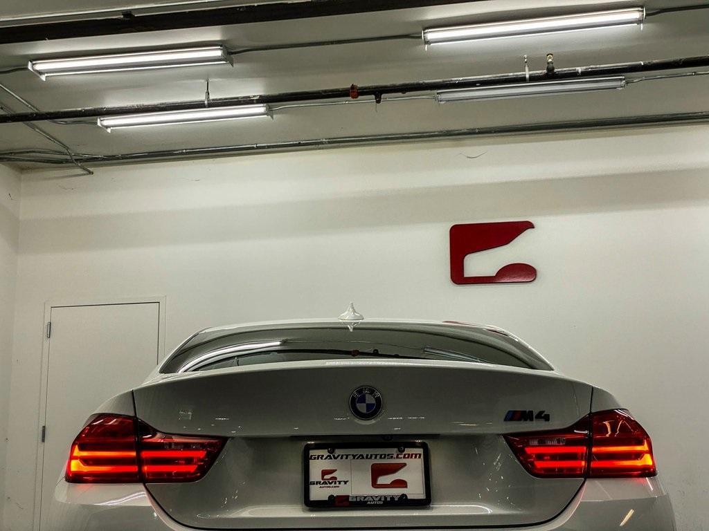 Used 2017 BMW M4 for sale Sold at Gravity Autos Marietta in Marietta GA 30060 6