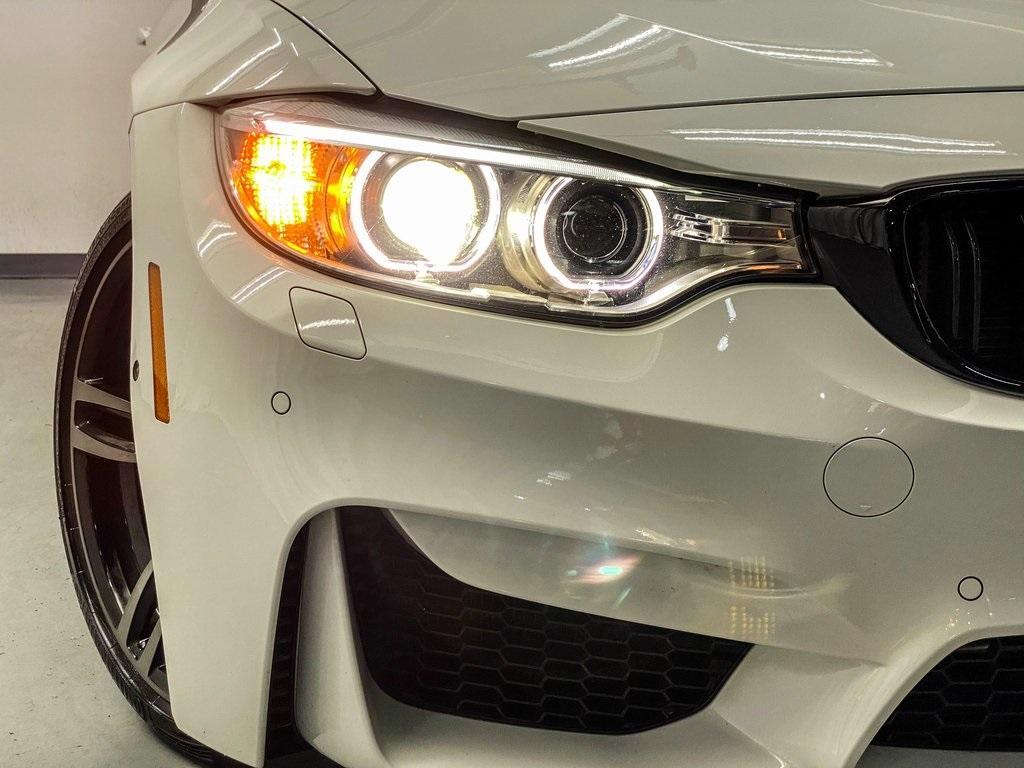 Used 2017 BMW M4 for sale Sold at Gravity Autos Marietta in Marietta GA 30060 8