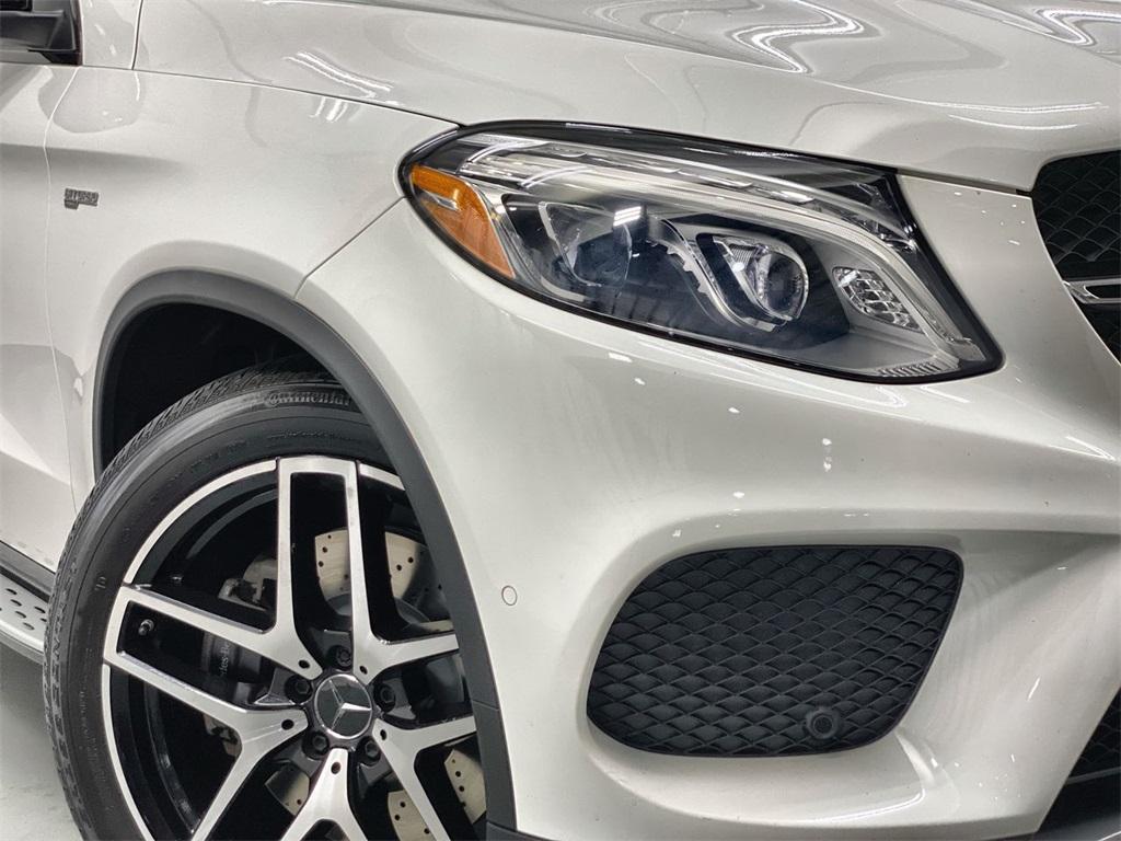 Used 2017 Mercedes-Benz GLE GLE 43 AMG Coupe for sale $60,998 at Gravity Autos Marietta in Marietta GA 30060 12