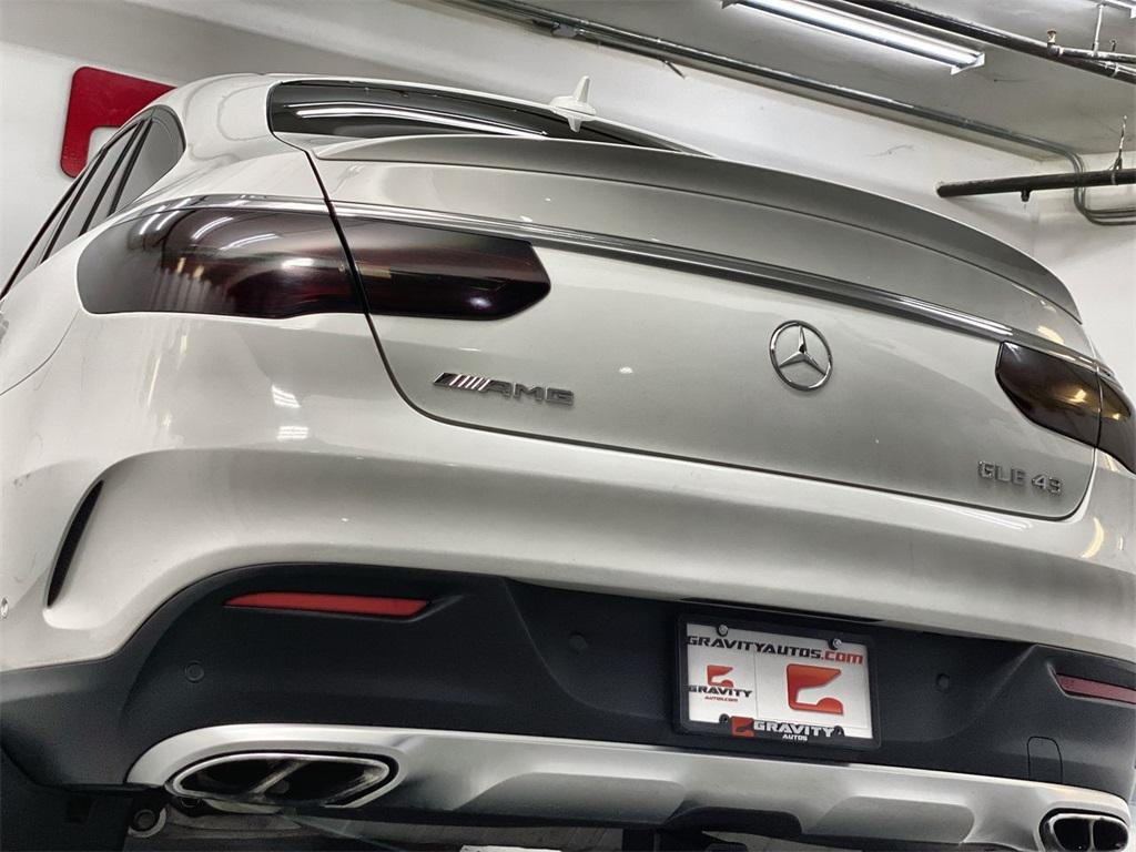 Used 2017 Mercedes-Benz GLE GLE 43 AMG Coupe for sale $60,998 at Gravity Autos Marietta in Marietta GA 30060 14