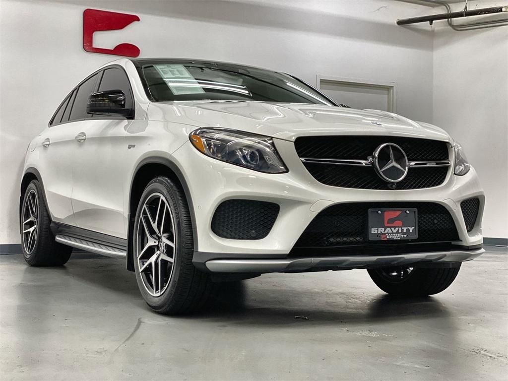 Used 2017 Mercedes-Benz GLE GLE 43 AMG Coupe for sale $60,998 at Gravity Autos Marietta in Marietta GA 30060 2