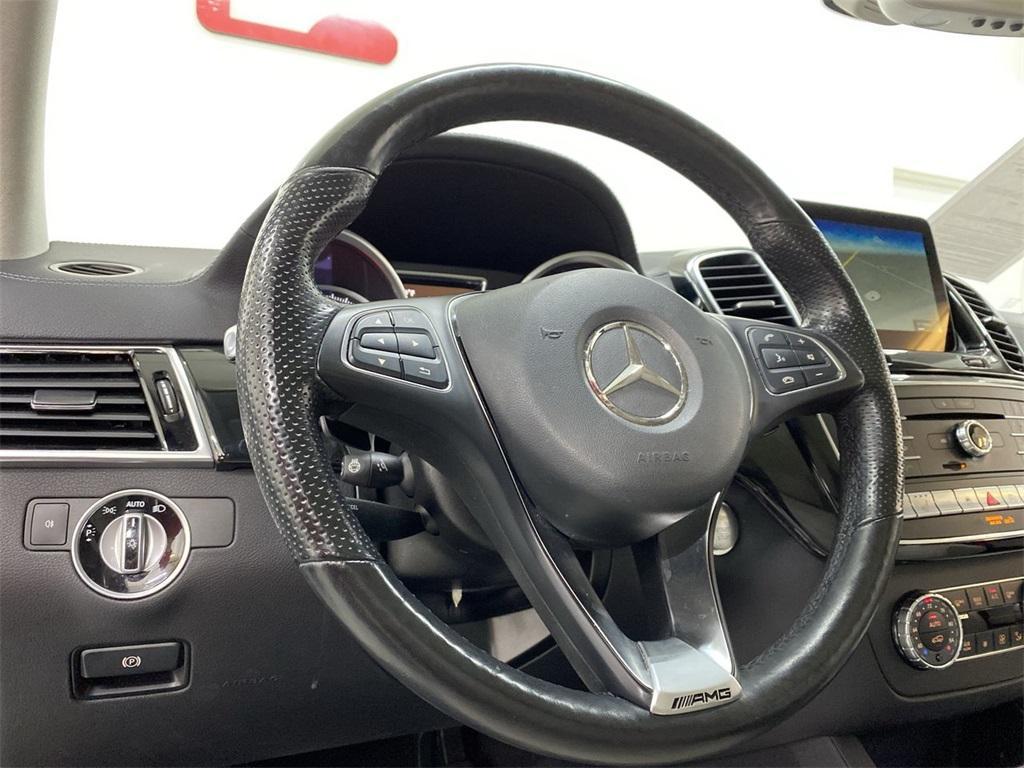 Used 2017 Mercedes-Benz GLE GLE 43 AMG Coupe for sale $60,998 at Gravity Autos Marietta in Marietta GA 30060 26