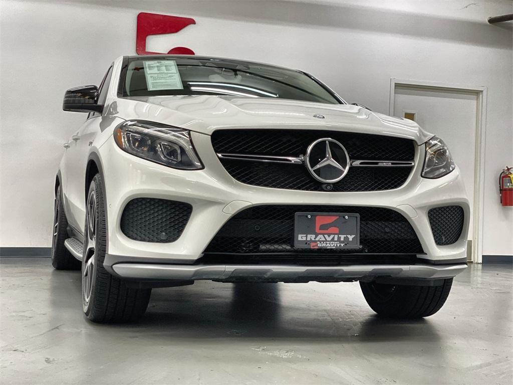 Used 2017 Mercedes-Benz GLE GLE 43 AMG Coupe for sale $60,998 at Gravity Autos Marietta in Marietta GA 30060 3