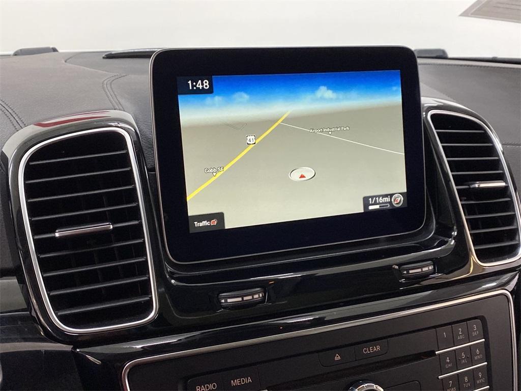 Used 2017 Mercedes-Benz GLE GLE 43 AMG Coupe for sale $60,998 at Gravity Autos Marietta in Marietta GA 30060 34