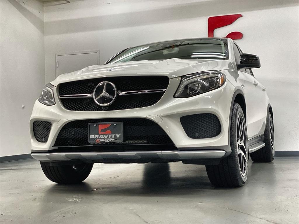 Used 2017 Mercedes-Benz GLE GLE 43 AMG Coupe for sale $60,998 at Gravity Autos Marietta in Marietta GA 30060 4