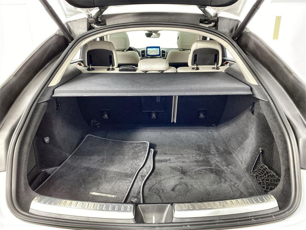 Used 2017 Mercedes-Benz GLE GLE 43 AMG Coupe for sale $60,998 at Gravity Autos Marietta in Marietta GA 30060 50