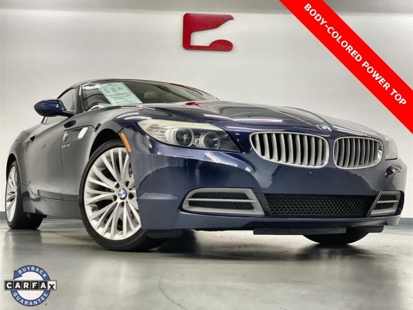 Used 2009 BMW Z4 sDrive35i for sale $22,888 at Gravity Autos Marietta in Marietta GA